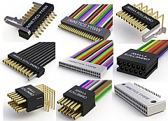 Micro & Nano Strip Connectors